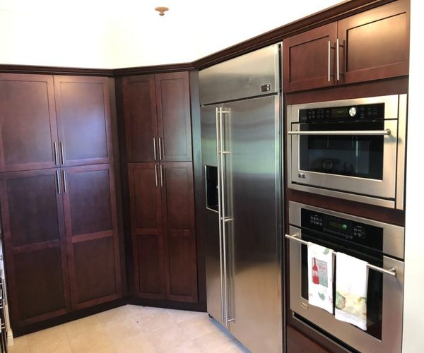 Cost Of Painting Kitchen Cabinets Vs New Cabinets